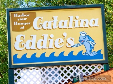 A review for Catalina Eddie's