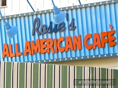 Rosie's All-American Café Reviews and Photos