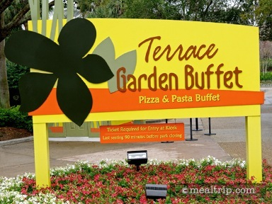 Terrace Garden Buffet Reviews and Photos