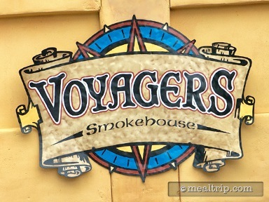 A review for Voyager's Smokehouse