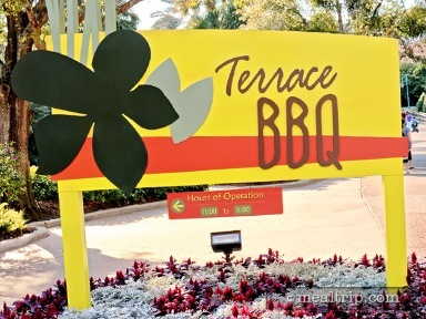 Terrace BBQ Reviews and Photos