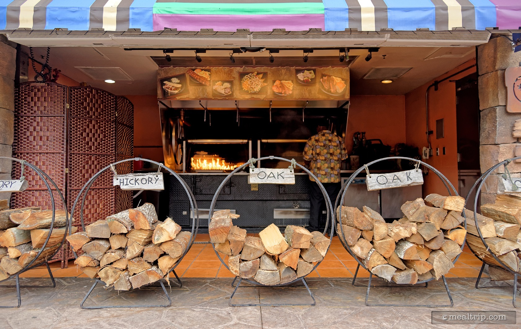 Photo Gallery for Zambia Smokehouse at Busch Gardens Tampa