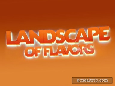 A review for Landscape of Flavors - Lunch and Dinner