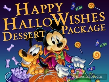 Happy HalloWishes Dessert Party Premium Package