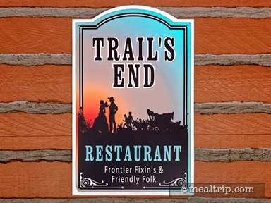 Trail's End Restaurant Seasonal Brunch