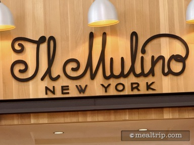 Il Mulino at the Swan