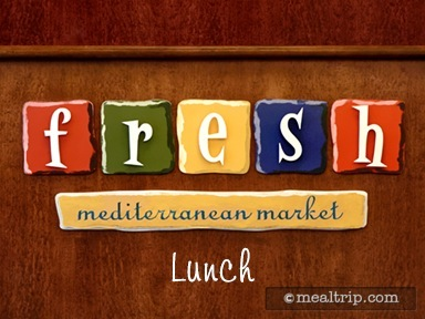 Fresh Mediterranean Market Lunch Reviews and Photos