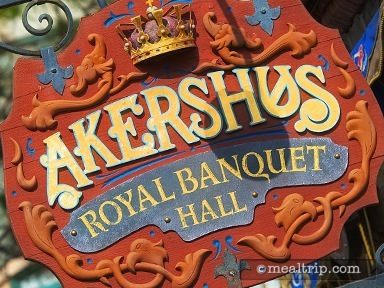 Akershus Royal Banquet Hall Breakfast