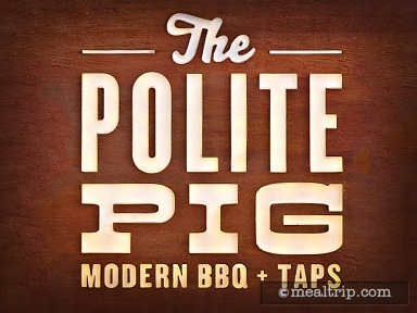 A review for The Polite Pig