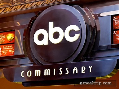 A review for ABC Commissary