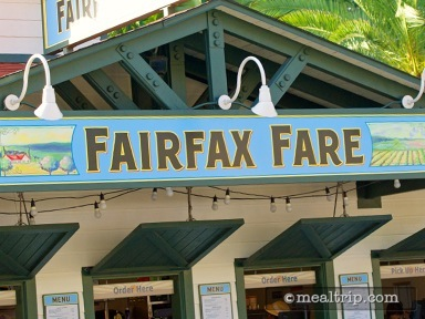 Fairfax Fare Reviews and Photos