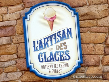 A review for L'artisan des Glaces Ice Cream and Sorbet