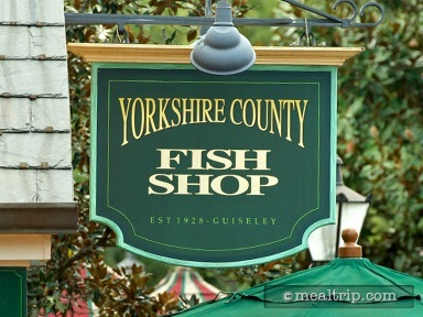 A review for Yorkshire County Fish Shop