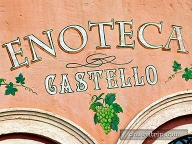 Enoteca Castello
