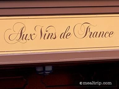 Aux Vins de France