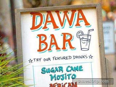 A review for Dawa Bar