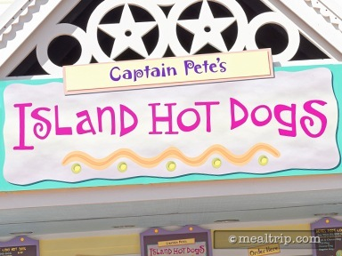 A review for Captain Pete's
