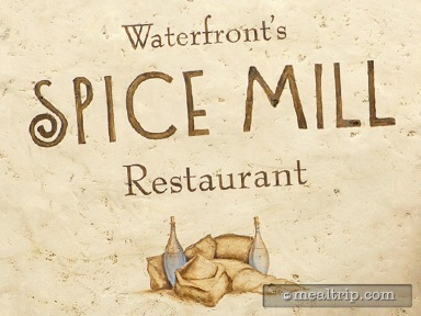 A review for Spice Mill
