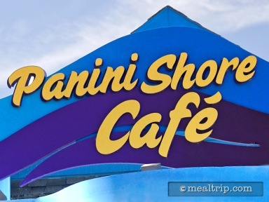 A review for Panini Shore Cafe