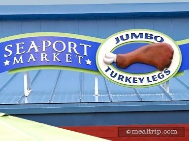 Seaport Market Jumbo Turkey Legs