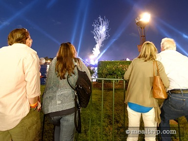 A review for IllumiNations Sparkling Dessert Party