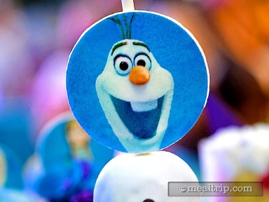 A review for Frozen Summer Fun Premium Package Dessert Party