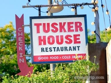 Tusker House Restaurant Breakfast