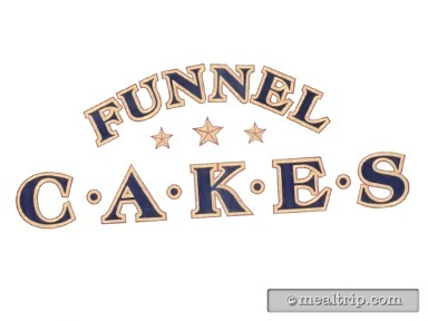 A review for Funnel Cake