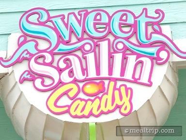 Sweet Sailin' Candy