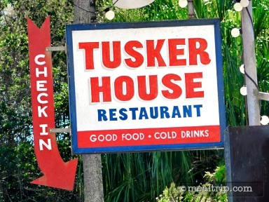A review for Tusker House Restaurant