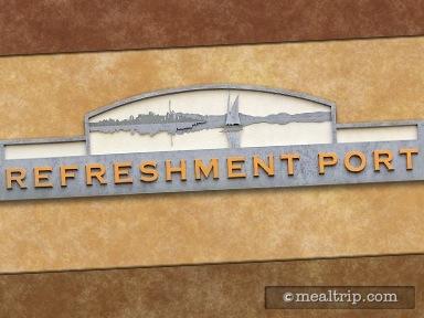Refreshment Port