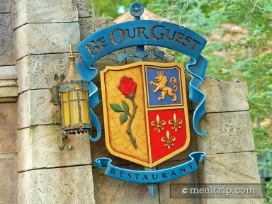 Be Our Guest Restaurant Breakfast