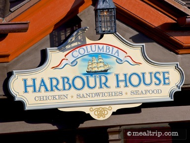Columbia Harbour House