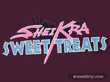 SheiKra Sweet Treats
