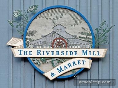Riverside Mill Food Court Breakfast