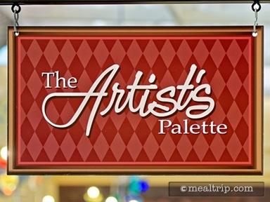 The Artist's Palette Breakfast