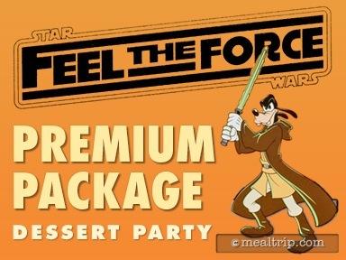 Star Wars - Feel the Force Premium Package