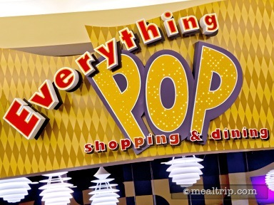 Everything POP Food Court - Breakfast
