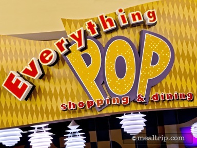 A review for Everything POP Food Court - Lunch and Dinner
