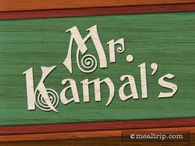 Mr. Kamal's