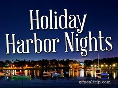 Holiday Harbor Nights