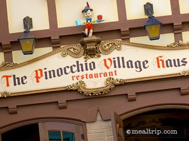A review for Pinocchio Village Haus