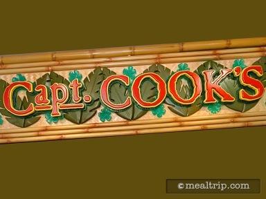 Capt. Cook's Breakfast