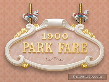 1900 Park Fare - Cinderella's Happily Ever After Dinner