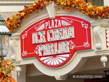 A review for Plaza Ice Cream Parlor