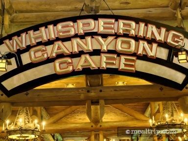 Whispering Canyon Café Breakfast