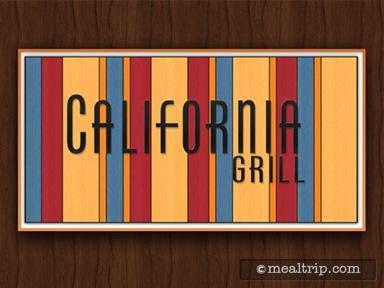 California Grill Dinner