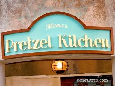 A review for Mama's Pretzel Kitchen