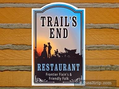Trail's End Restaurant Breakfast