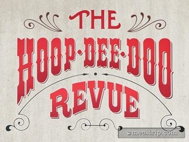 Hoop-Dee-Doo Musical Revue